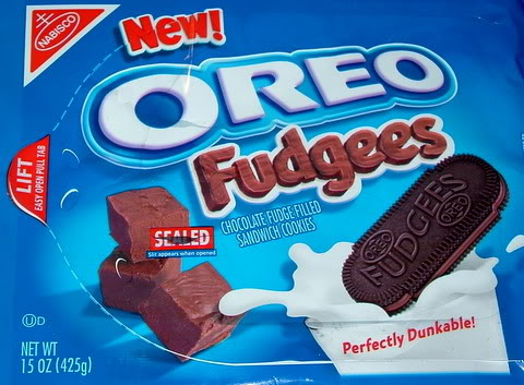 oreo fudgees