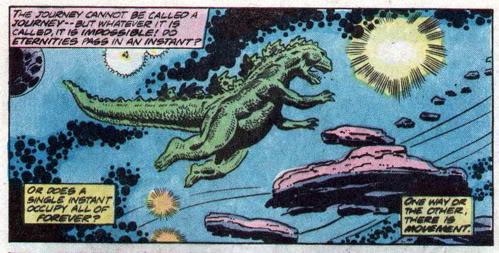 Godzillaspace
