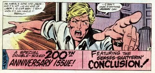 Avengers Cliffhanger