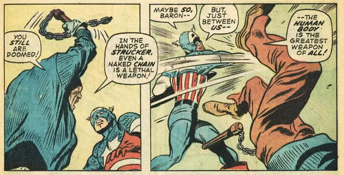 Cap Fight