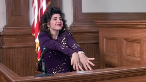 Marisa Tomei Nude Oscar Winning Star Of Cousin Vinny