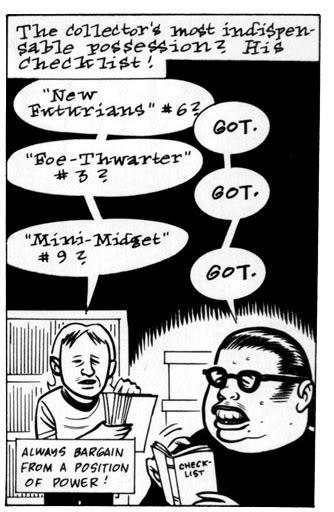 EIGHTBALL comics