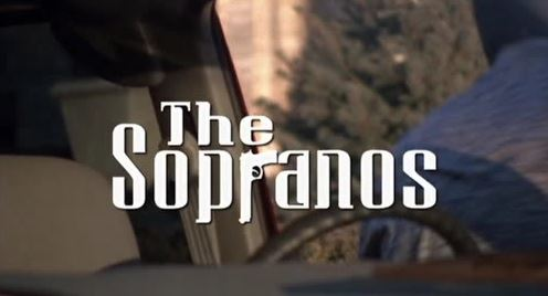 sopranos title