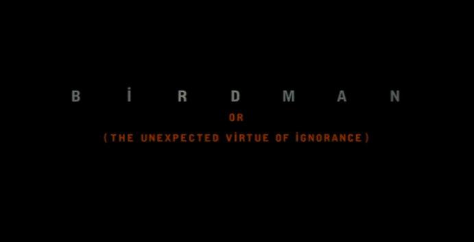9 birdman