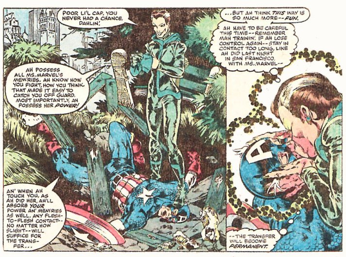 Avengers Annual 10-08