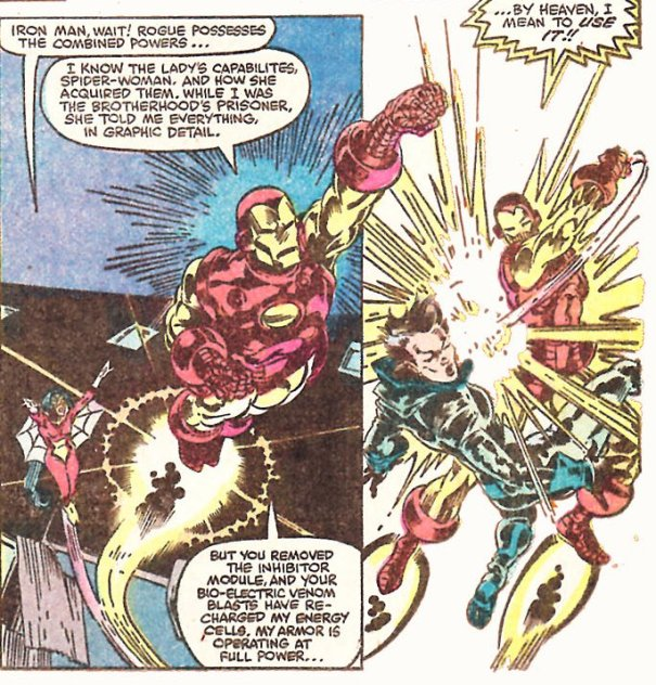 Avengers Annual 10-26
