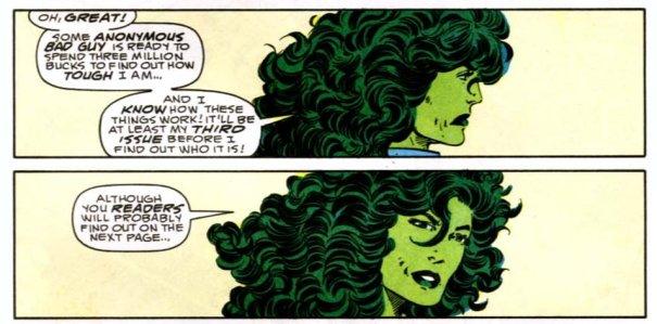 Sensational She Hulk 01-22