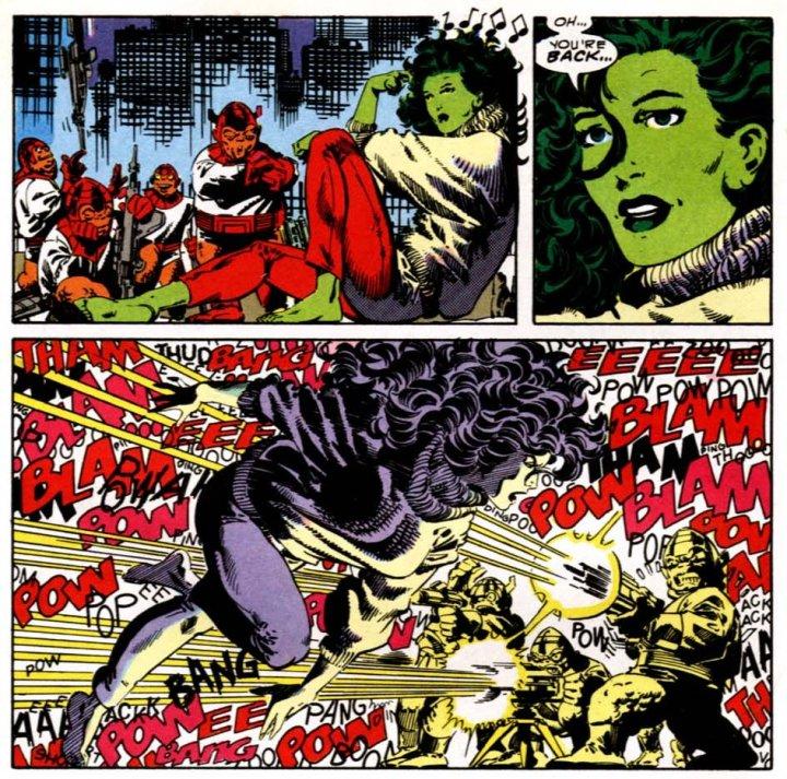 Sensational She Hulk 02-12