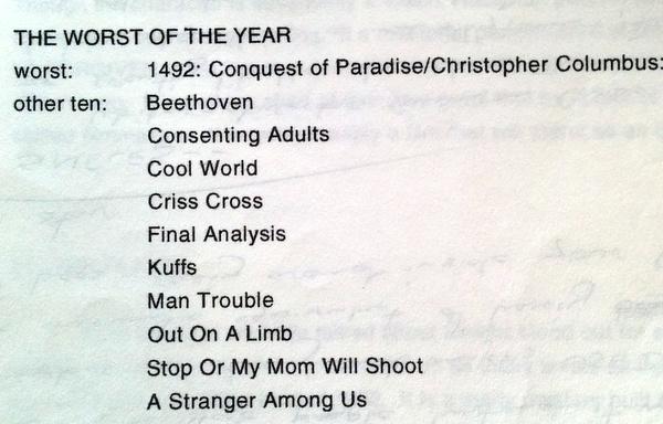 worst1992
