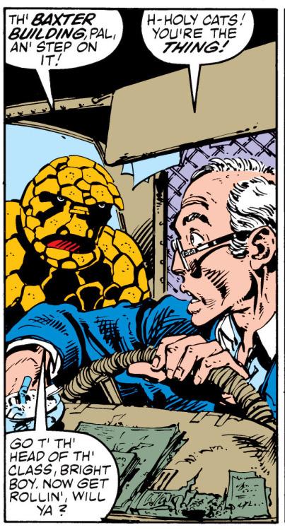 Fantastic Four #259 (1983) by John Byrne