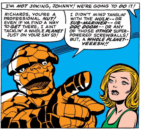 Fantastic Four #37 (1965) by Stan Lee and Jack Kirby