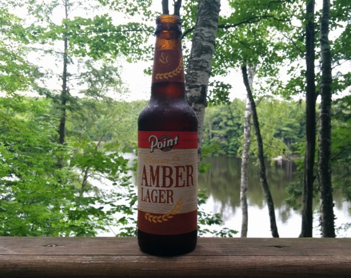 point amber lager