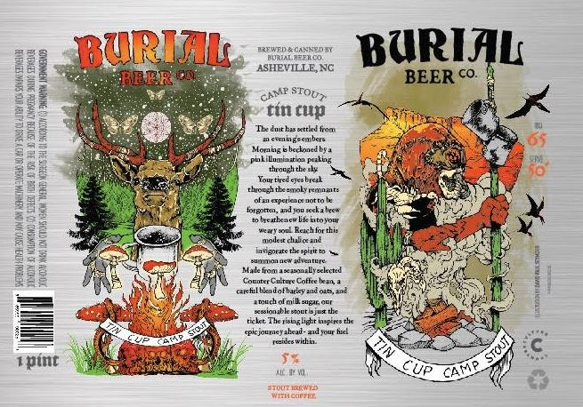 burial stout