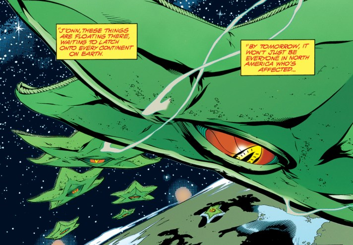 jla starro in space