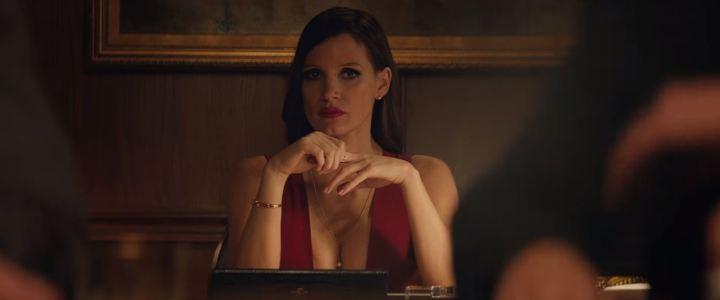 molly game chastain