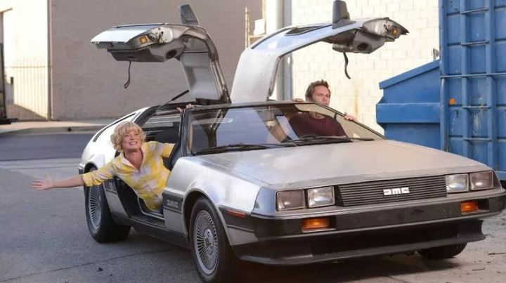 hope delorean