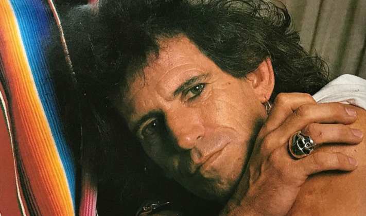 "One for Friday — Keith Richards, ""Take It So Hard"" – Coffee"