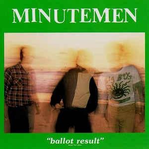 minute ballot