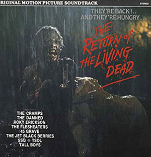 living dead soundtrack