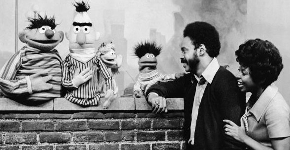 Sesame Street early