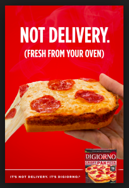 not delivery