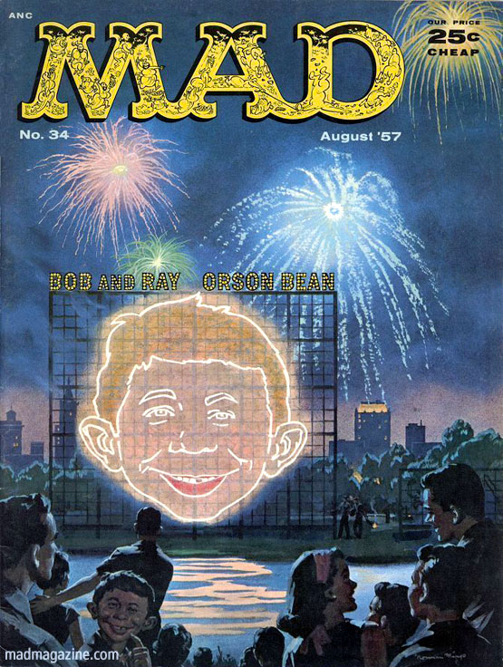 MAD-Magazine-34-Fireworks-Cover