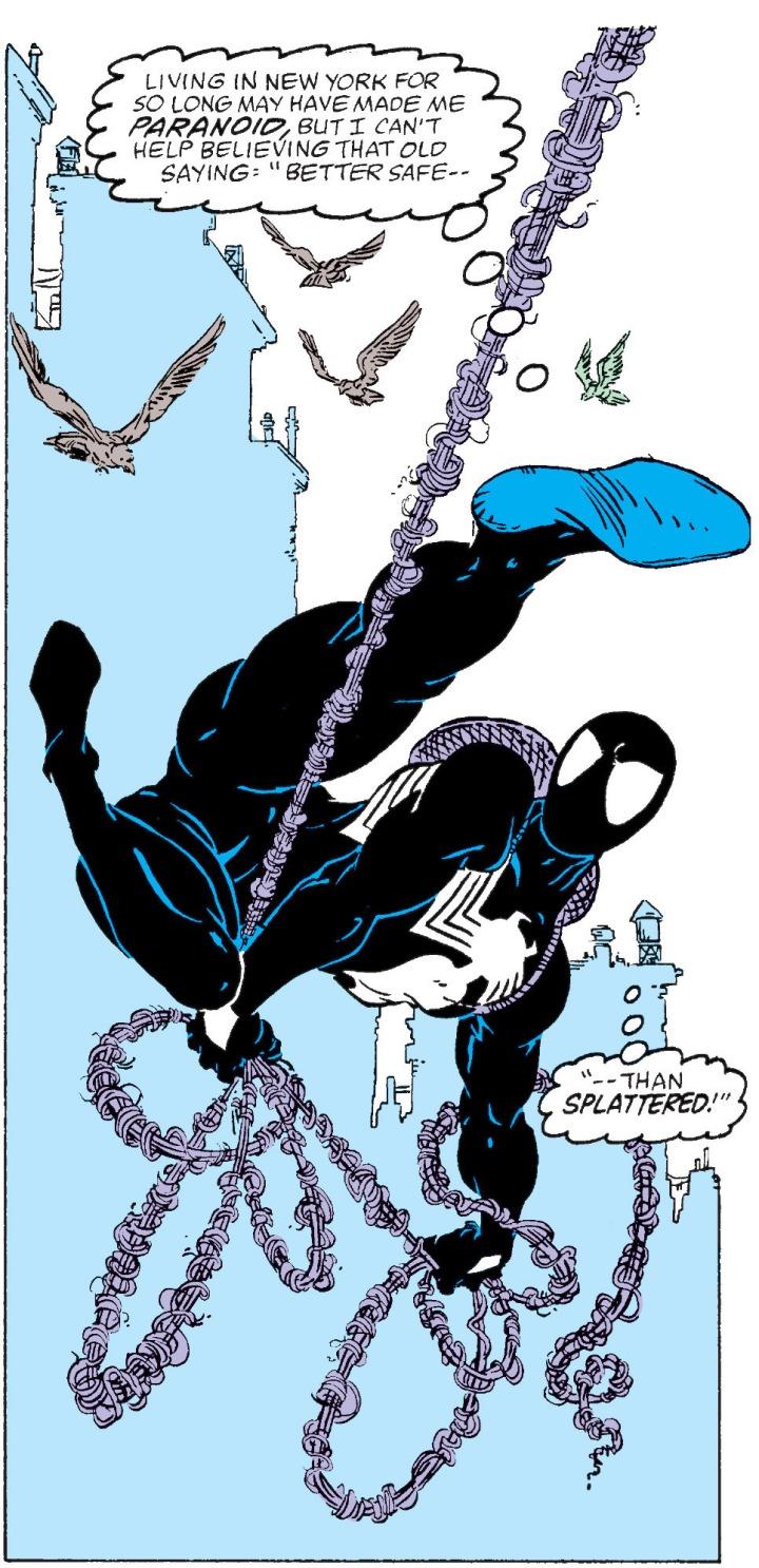 spider man swing