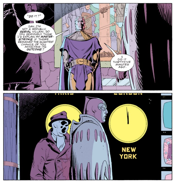 Watchmen plan