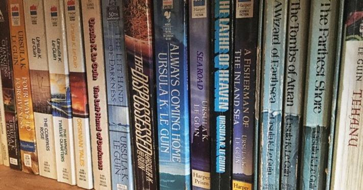 Le Guin Books