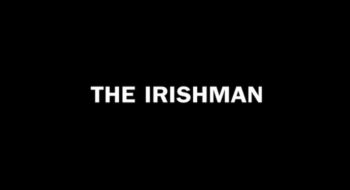 irishman title card