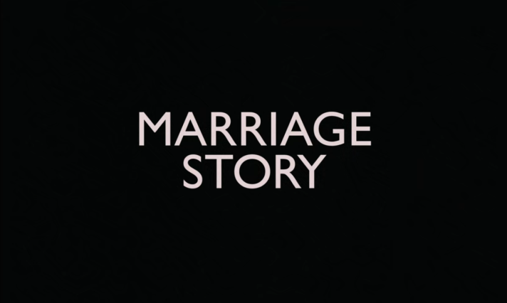 marriage story title card