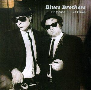 blues briefcase
