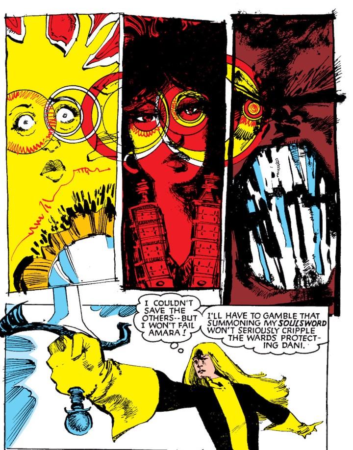 New Mutants Epic Collection - The Demon Bear Saga-175